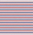 Striped navy and red ropes bright seamless vector image