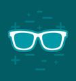 sunglasses icon image vector image vector image