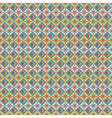 abstract geometric decor in Egyptian style vector image