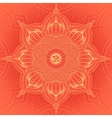 background round Yoga mandala vector image vector image