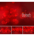 bokeh and blur abstract background