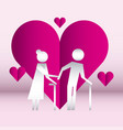 family protection relate vector image