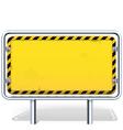 Industrial Billboard vector image vector image