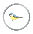 Parus icon in cartoon style isolated on white vector image