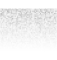 abstract big data numeric vector image