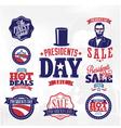 Happy presidents day huge sale vector image vector image