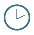 Watch face antique clock vector image vector image