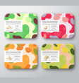 bath care cosmetics boxes set wrapped vector image