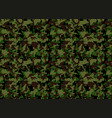 army camouflage pattern camo clothing vector image