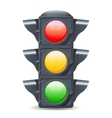 Traffic Lights Realistic vector image