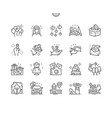 wedding well-crafted pixel perfect thin vector image