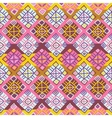 Hand-painted seamless pattern vector image
