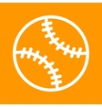 Soft Ball vector image vector image