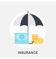 Insurance vector image