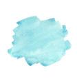 abstract blue aqua brush stroke banner