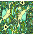 Seamless pattern background with abstract vector image vector image