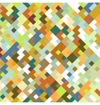 Abstract colored background square design vector image vector image