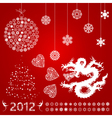 new year graphics vector image
