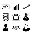 money design vector image