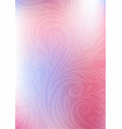 abstract mesh background in pastel colors vector image vector image