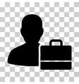 accounter icon vector image