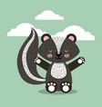 cute animal vector image vector image