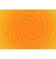 Gold Summer Circles vector image