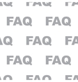 New Faq seamless pattern vector image vector image