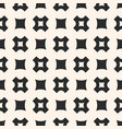 seamless pattern geometric texture rounded vector image vector image