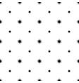 stars seamless pattern 1109 vector image
