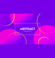 abstract creative background trendy vector image