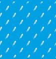 petard pattern seamless blue vector image vector image