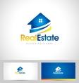 Rea Estate Logo vector image vector image