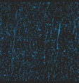 blue grunge seamless texture vector image vector image