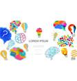 business idea creative concept vector image