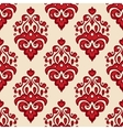 Seamless luxury Damask pattern vector image vector image