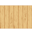 wooden background from boards vector image