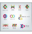 symbol color vector image