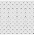 seamless pattern with holes background vector image vector image