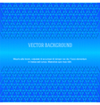 blue background light shines bright label vector image