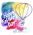 Father day party vector image