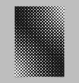 Monochrome abstract halftone dot pattern brochure