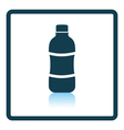 Icon of Water bottle vector image vector image