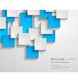 Brochure Template for Business Flyer Cover Cards vector image vector image