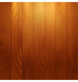 Textured wood planks surface covered vector image