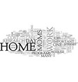at home jobs for stay at home moms text word vector image vector image