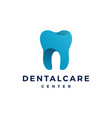 dental dentist tooth teeth logo icon vector image vector image
