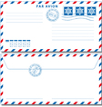 Airmail envelope eps10 vector image vector image