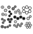 Gear Wheels vector image