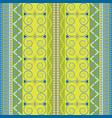 vintage carpet endless vector image